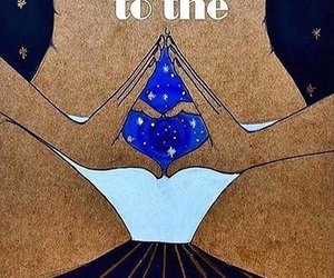 peace, kundalini, and universe image