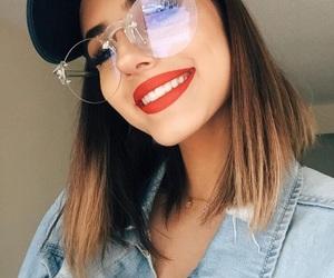 beauty, girl, and make up image