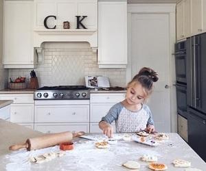 child, baby, and baking image