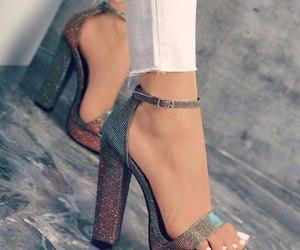 beautiful, fashionable, and glitter image