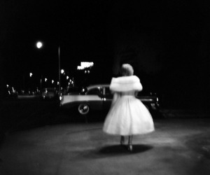 vintage, vivian maier, and black and white image