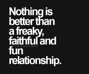 Relationship, quotes, and freaky image