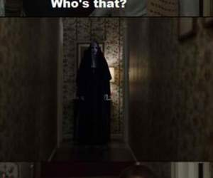 creepy, Marilyn Manson, and the conjuring image