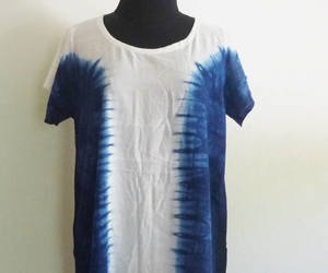 etsy, blue white, and cute shirt image