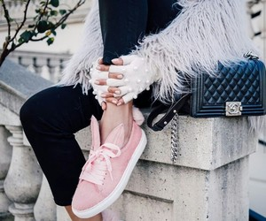 fashion, sneakers, and style image