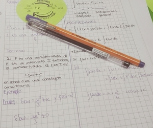 inspiration, calculo, and notebook image
