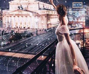 art photography, moscow, and ballet image