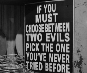 quotes, evil, and text image
