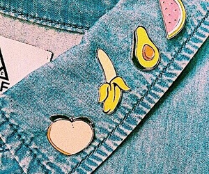 aesthetic, fruit, and grunge image