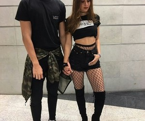 couple, style, and tumblr image