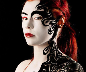 amazing pictures, body painting, and painting image