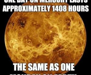 monday, funny, and mercury image