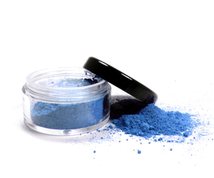 make up and prussian blue image