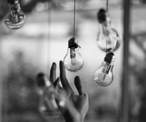 light, vintage, and hand image