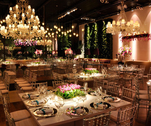 beautiful, wedding, and decor image
