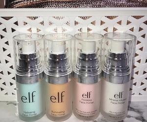 drugstore, elf makeup, and beauty blog image