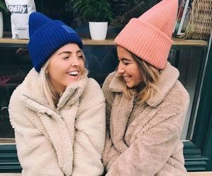 besties, sisters, and bestfriend image