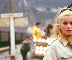 catherine deneuve, blonde, and 60s image