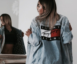 fashion, tommy jeans, and style image