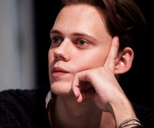 Hot, handsome, and bill skarsgård image