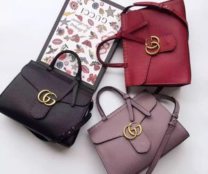fashion, gucci, and gucci bags image