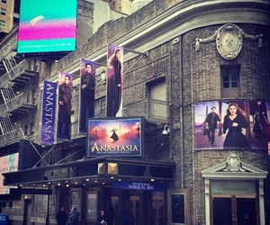 anastasia, broadway, and musical image