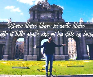 madrid, quote, and marco mengoni image