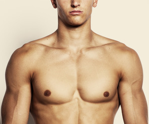 abs, handsome, and muscle image