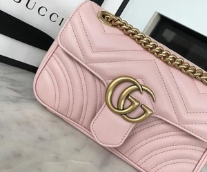fashion, gucci, and pink image