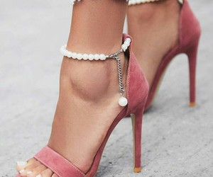 amazing, heels, and high heels image