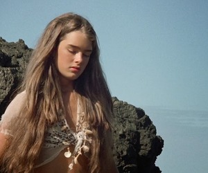 blue lagoon and brooke shields image