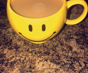 aesthetics, cup, and happy image