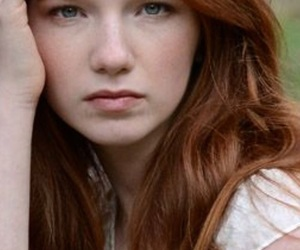 ginger, face claim, and annalise basso image