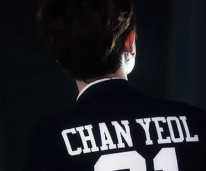 icons, chanyeol, and wallpaper image