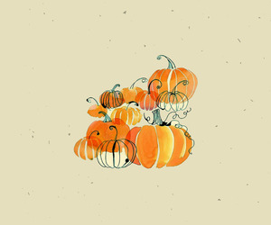 autumn, pumpkins, and harry potter image