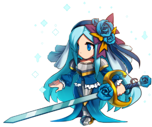 blue, water, and brave frontier image