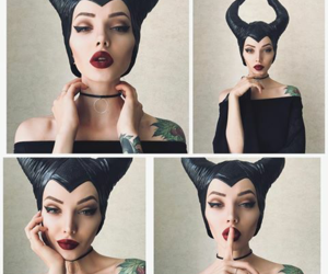 costume, fantasia, and malévola image