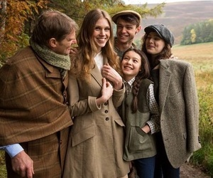 country, tweed, and coziness image