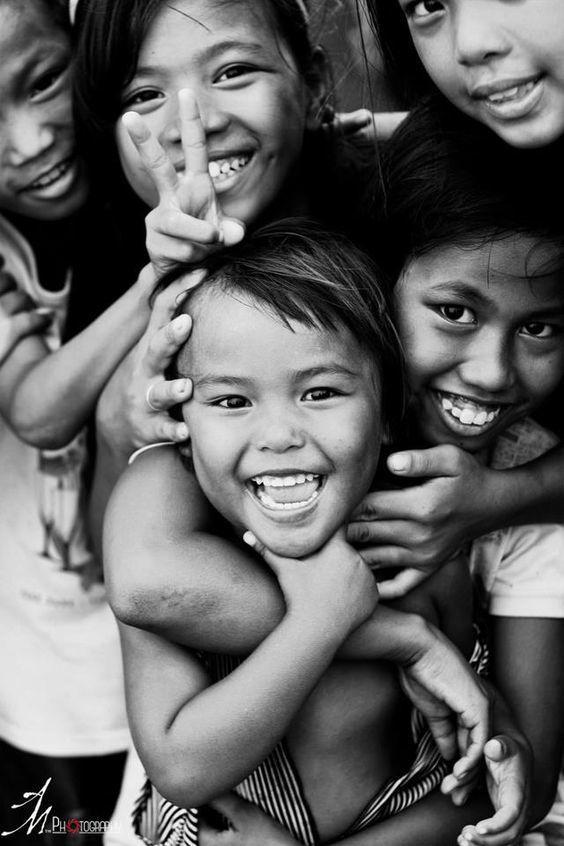 children, happy, and smile image