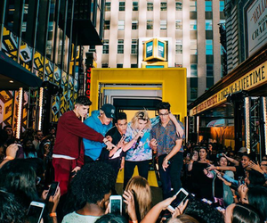band, prettymuch, and boys image