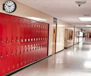 locker and school image