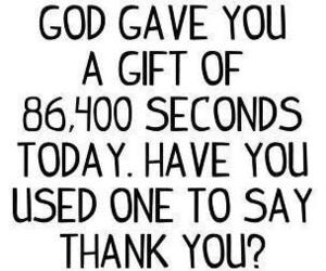 god, thank you, and life image