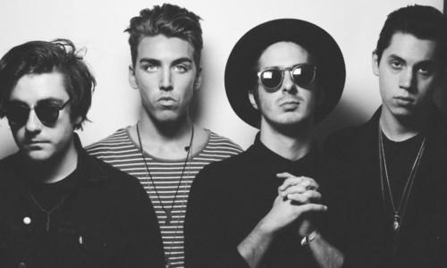 band, music, and bad suns image
