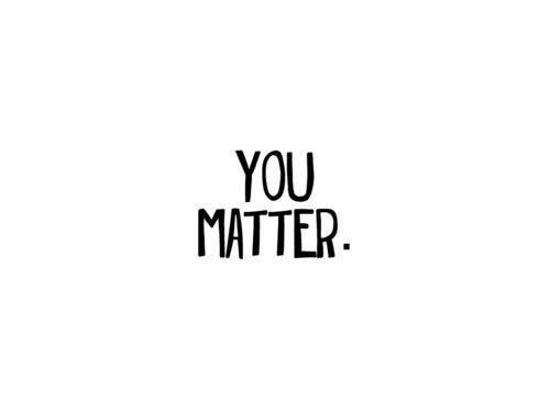 quotes, you, and matter image