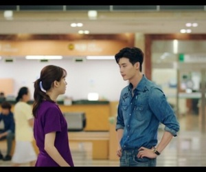korean, kdrama, and two worlds image