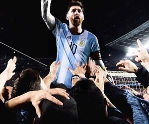 argentina, Best, and Leo image