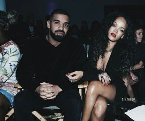 rihanna, Drake, and riri image
