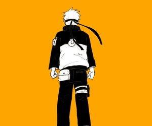 art, naruto, and sasuke image