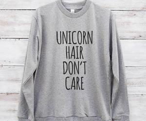 etsy, horse, and sweatshirt image