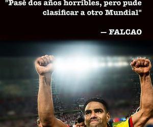radamel falcao, futbol colombiano, and orgullo colombiano image